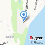 Брёвенбург на карте Кирова