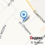 Территория отдыха на карте Кирова
