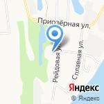 Мастер Гамбс на карте Кирова
