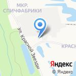 Вятская мясная компания на карте Кирова