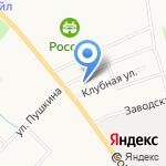 Территориальная избирательная комиссия Нововятского района на карте Кирова