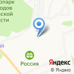 Ёлки-Park на карте Кирова