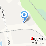 Компания по продаже дров и пиломатериалов на карте Кирова