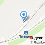 Станкостроитель на карте Кирова