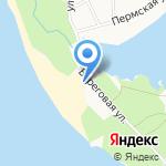 Титаник на карте Кирова
