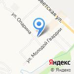Глория Фарм на карте Кирова
