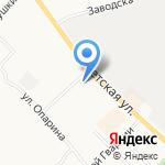 Букеты Вятки на карте Кирова