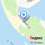 Аристократ на карте Кирова