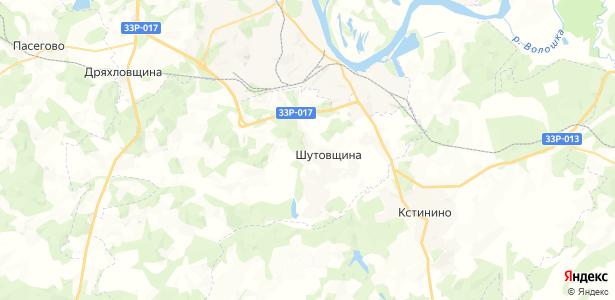 Конные на карте