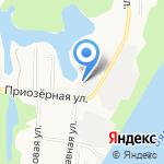 НВК на карте Кирова