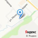 Пожарная часть №10 на карте Кирова