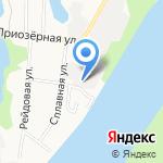 Восторг на карте Кирова