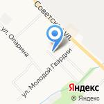Нуга Бест на карте Кирова
