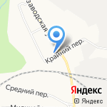 Венера на карте Кирова