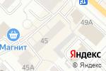 Схема проезда до компании Компания по продаже памятников в Кирове