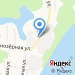 Компания услуг спецтехники на карте Кирова