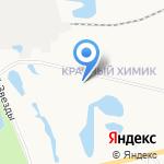 Средняя общеобразовательная школа №34 на карте Кирова