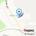 Детский сад №19 на карте Кирова