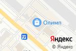 Схема проезда до компании Олимп в Кирове