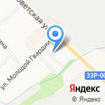 Василёк на карте Кирова