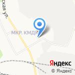 Отдельный пост №2 Пожарной части на карте Кирова