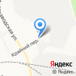 Общественная приемная депутата Городской Думы Васенина А.А. на карте Кирова