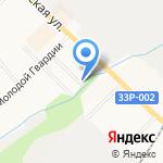 Биосфера на карте Кирова