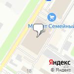 Магазин салютов Чапаевск- расположение пункта самовывоза