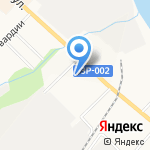 Удачный выбор на карте Кирова