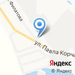 Намсарэй на карте Кирова