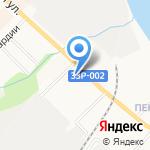 L-Fox на карте Кирова