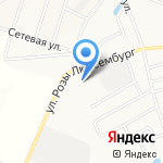 Кировский государственный автодорожный техникум на карте Кирова