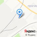 Тандем на карте Кирова