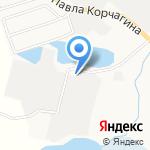 Кировское коммунальное хозяйство на карте Кирова