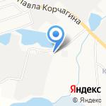 Маяк на карте Кирова