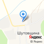 Федяковская библиотека на карте Кирова