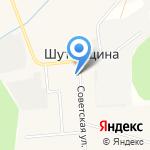 Федяковский фельдшерско-акушерский пункт на карте Кирова