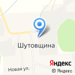 Антошка на карте Кирова