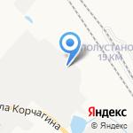 Технолес на карте Кирова