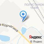 Транс-Инвест на карте Кирова