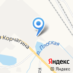 Кировский завод Кранокомплект на карте Кирова