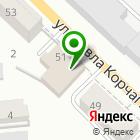 Местоположение компании Магистраль