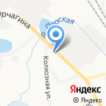 Магазин инструмента и крепежных изделий на карте Кирова