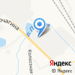 Экип Стайл на карте Кирова
