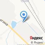Движение-3С на карте Кирова