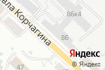 Схема проезда до компании ПромКомплект в Кирове