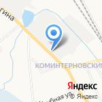 ДЕВАЙС на карте Кирова