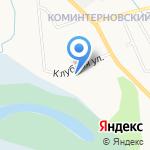 Элегия на карте Кирова