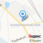 Магазин хозтоваров на карте Кирова