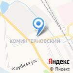 Гардеропт на карте Кирова